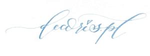 Decoris-decorius kartki ślubne